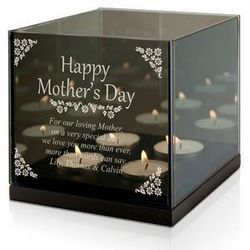 Mother's Day Personalized Tealight Candle Holder