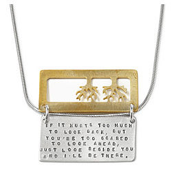 I'll Be There Necklace