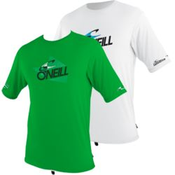 Kid's & Junior's O'Neill Short Sleeve Loose Fit Rash Guard Top