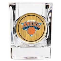 New York Knicks Shot Glass