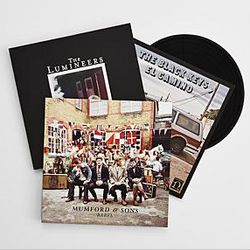 Contemporary Vinyl Record