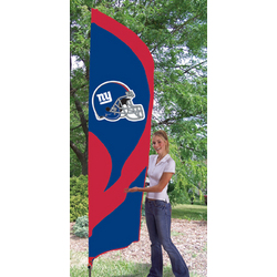 New York Giants Team Pole Flag