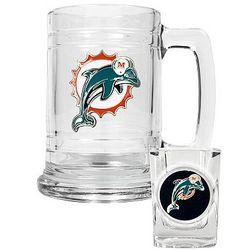 Miami Dolphins Mug Set