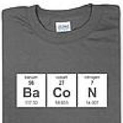 Periodic Bacon T-Shirt