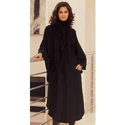 Luxury Irish Wool Cape