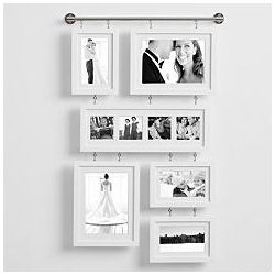 White Gallery Wall Frame