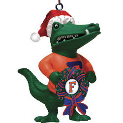 University of Florida Mascot Wreath Ornament