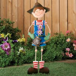 Garden Boy Stake