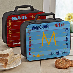 That's My Name Personalized Lunch Tote