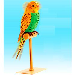 Perfect Polly Talking Toy Parakeet