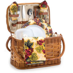 Romance Picnic Basket for Two