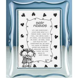 best friends musical frame