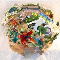 Deluxe Wisconsin Sampler Gift Basket