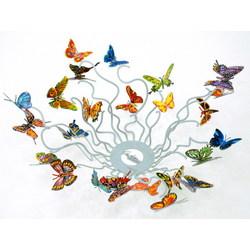 Butterflies Forever Bowl