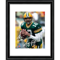 Aaron Rodgers Personalized Framed Photo