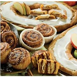Danish Bakery Old Fashioned Pastries Flavor Gift Box