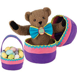 Easter Egg Teddy Bear