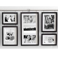 Hall Gallery White Frame Set