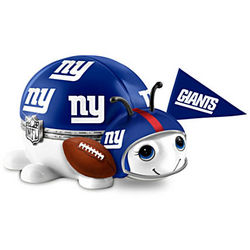 New York Giants Number One Fan Bug Music Box