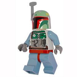 Lego Star Wars Boba Fett Clock