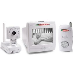 Day and Night Baby Video Monitor