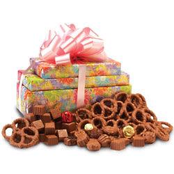 Anniversary Chocolate Gift Basket
