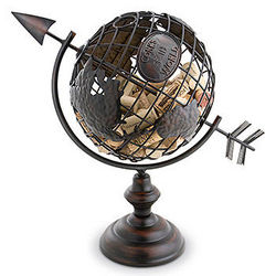 Magellan Globe Cork Cage