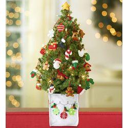 Very Merry Spruce Tree