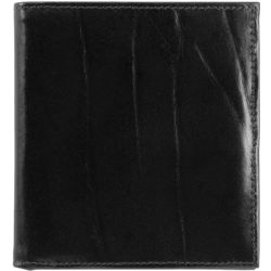 Western Coach Leather Men's Hipster Wallet