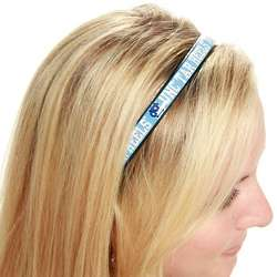North Carolina Tar Heels Women's Domed Headband