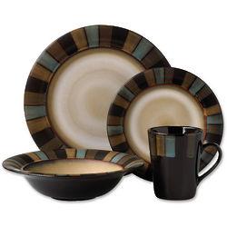 32 Piece Cayman Dinnerware Set