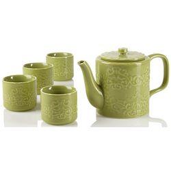 Green Rohan Teapot Set