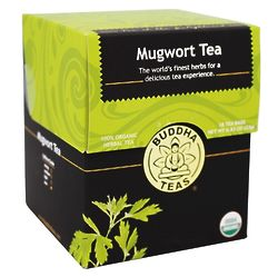 Organic Herbal Mugwort Tea