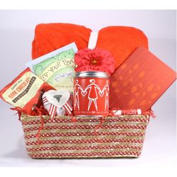 Circle of Friends Basket