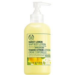 Sweet Lemon Whip Body Lotion