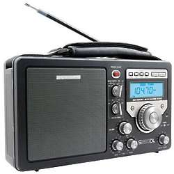 AM/FM/Shortwave Field Radio