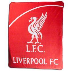 Liverpool Crest Fleece Blanket
