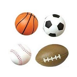 Sport Stress Ball Assortment