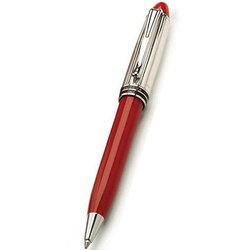 Ipsilon Red and Silver Ballpoint Pen