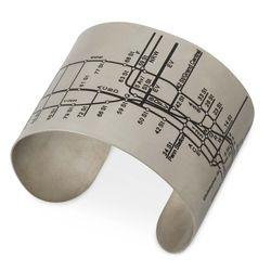NY Metro Cuff Bracelet