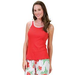 Rosy Posy Tank Pajamas