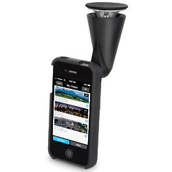 iPhone 360 Degree Panoramic Video Lens