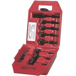 7 Piece Self Feed Drill Bit Set