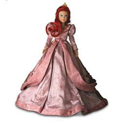 Princess Ariel Ball-Jointed Fashion Doll