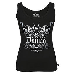 Danica Patrick Lady's Speed Diva Tank Top