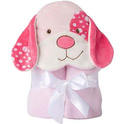 Puppy Love Hooded Bath Towel