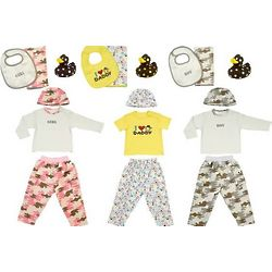 Fashion Baby Outfit with Duckie