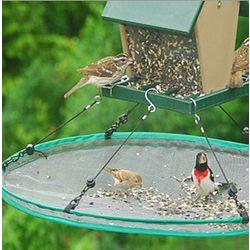 Bird Seed Hoop for Bird Feeder