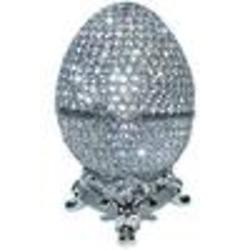 Swarovski Crystal Faberge Egg Box