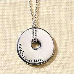 Embrace Life Necklace
